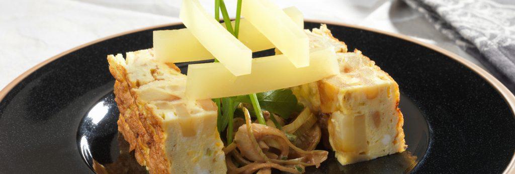 Tortilla basco béarnaise à l'Ossau-Iraty