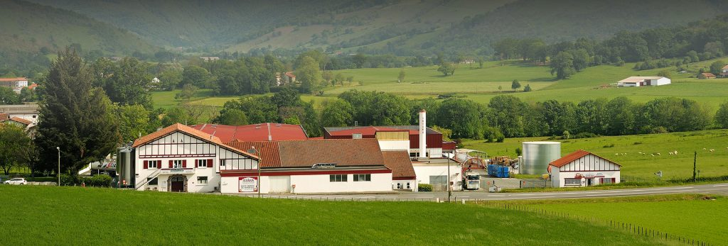 Fromagerie Pyrenefrom - Istara