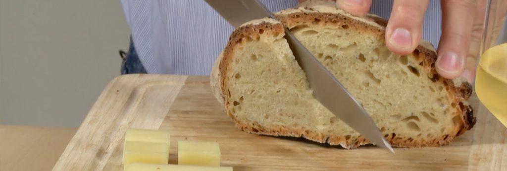"""Les astuces de Gérard : """"Pain, vin, fromage"""""""