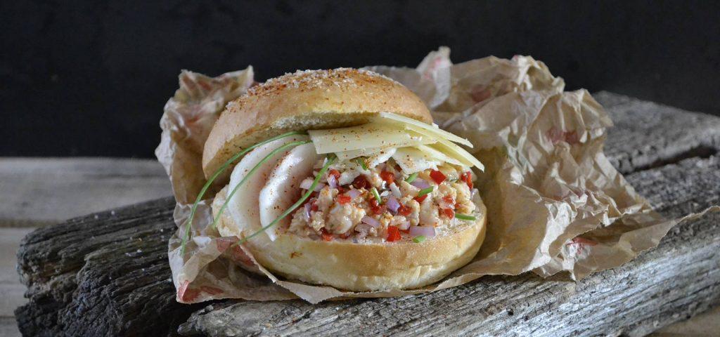 Le burger Ossau-Iraty Béarn et Pays Basque Garantis