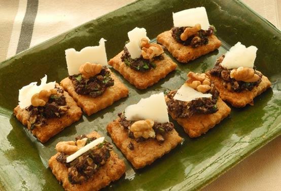 Sablé au fromage de brebis Ossau Iraty