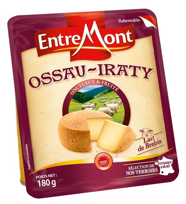 Ossau-Iraty Entremont 180g