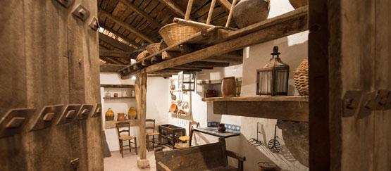Eco-musée du pastoralisme à la fromagerie Agour à Helette