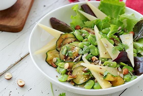salade-feve-ossau-iraty